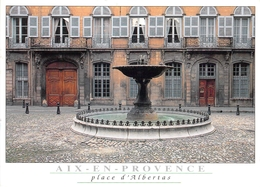 13 - Aix En Provence - Place D'Albertas - Aix En Provence
