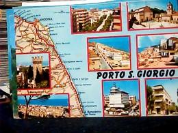 3 CARD PORTO SAN GIORGIO    VB1978\91 HN7019 - Ascoli Piceno