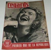 Regards Du 2 Mai 1947.(L'épervier-Comparaison Insolite Entre De Gaulle Et Hitler) - Informations Générales