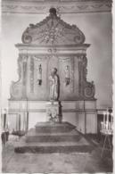 PUJOS (31) - CPSM - Commune D'ESTADENS Statue De Saint Paul XVIIeme S. - France