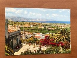 TERME VIGLIATORE (MESSINA)  PANORAMA VISTO DA VILLA GEMELLI 1951 - Messina