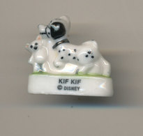 101 DALMATIENS  KIF KIF - Disney