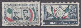 J4479 - IRAN Yv N°889/90 ** - Iran