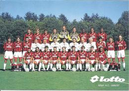CP Milan AC 1996/97 - Football