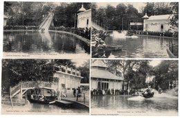 Exposition Nancy 1908 - Lot De 50 Cartes Postales - Nancy