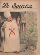 - JOURNAL N°276 -  315mm X 245mm, 4 Février 1905 , LE SOURIRE - 063 - Journaux - Quotidiens