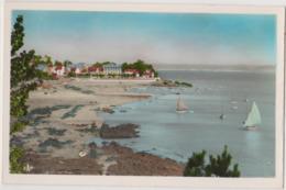 LOCQUIREC (29) - CPSM - Vue Du Port à Marée Basse - France