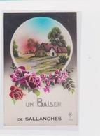 SALLANCHES UN BAISER - Sallanches