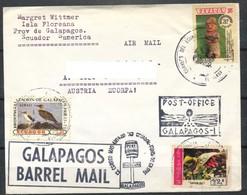 Amerika - GALAPAGOS - Ecuador  Bedarfsbrief - Ecuador