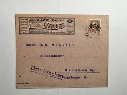 Briefumschlag Bayern - Bavière