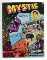 Mystic N°2 Mr T.V Aventures Aux îles Cayos De 1957 - Arédit & Artima
