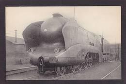 CPA Train Locomotive Gros Plan Non Circulé éditeur HMP N°469 - Trains