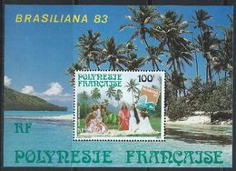 Polynésie YT Bloc 7 XX / MNH - Blocchi & Foglietti