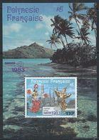 Polynésie YT Bloc 8 XX / MNH - Blocchi & Foglietti