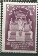 Argentine    Yvert N° 509 * -   Aab 28330 - Unused Stamps