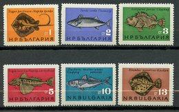 Bulgarie, Yvert 1328/1333**, Scott 1403/1408**, MNH - Ungebraucht