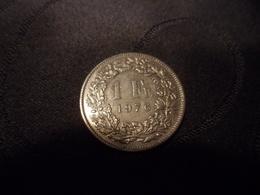 1 Fr. Suisse  1976 - Suisse