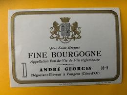 12995 - Fine Bourgogne 2 étiquettes - Andere