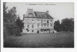 Wizernes - Chateau D'Hallines - Other Municipalities