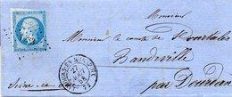 P.c.1733 LIMOURS EN HUREPOIX (72) Sur N° 14 I,L.A.C. Du 27/8/58. - Postmark Collection (Covers)