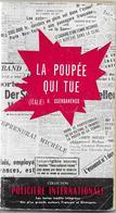 La Poupée Qui Tue Par G. Scerbanenco - Presses Internationales - Inter Police N°2 - Presses Internationales