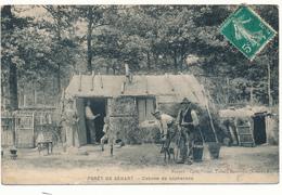 Forêt De SENART - Cabane De Bûcherons - Sénart
