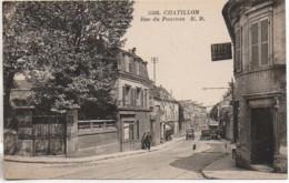 92 CHATILLON Rue Du Ponceau (2) - Châtillon