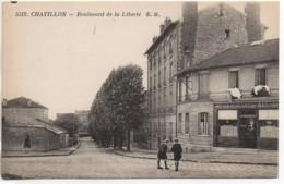 92 CHATILLON Boulevard De La Liberté - Châtillon