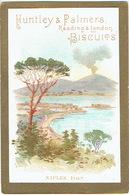 Chromo HUNTLEY & PALMERS - NAPLES - Snoepgoed & Koekjes