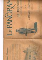 Le Panorama Président De La République Chasse N°6 Le Havre Rambouillet Phot. Paul Boyer Ingouville Chasse Chez Mr Rispal - Culture