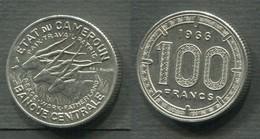 CAMEROUN - 100 F 1966 - Cameroun