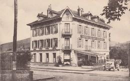GERARDMER . HOTEL DE LA JAMAGNE (camion Ou Car BERLIET )  Peu Courante - Gerardmer
