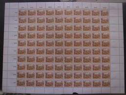 AUTRICHE N°1656 En Feuille De 100 Neuf ** Cote 100€ - 1981-90 Nuevos & Fijasellos