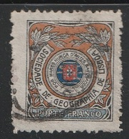 PORTUGAL - Timbres De Franchise N°18 Obl (1912-22) - Franchise