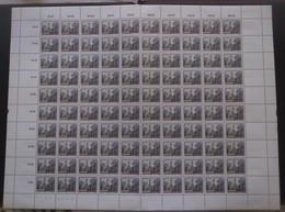 AUTRICHE N°1754 En Feuille De 100 Neuf ** Cote 150€ - 1981-90 Nuevos & Fijasellos