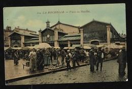 17 - LA ROCHELLE PLACE DU MARCHE - La Rochelle