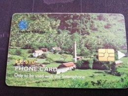 ST VINCENT & GRENADINES   $10,- CHIPCARD  PETERS HOPE ESTATE  Fine Used Card  ** 1204** - St. Vincent & The Grenadines