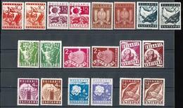 BULGARIA / BULGARIE - 1938 - Propagande En Faveur Des Produits Nationaux - 20v ** - Nuevos