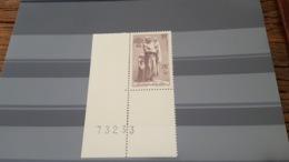 LOT 497839 TIMBRE DE FRANCE NEUF** LUXE N°447 VALEUR 35 EUROS - France