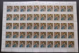 AUTRICHE N°1943 En Feuille De 50 Neuf ** Cote 65€ - 1991-00 Nuevos & Fijasellos