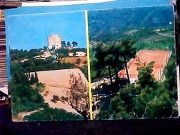 ACQUAVIVA PICENA TENNIS CAMPO  HOTEL ABBADETTA ASCOLI    VB1973 HN7020 - Ascoli Piceno