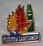 PIN DE LE  FOGUERA CAMPOAMOR - Villes