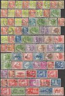 Denmark 1952-73 - Old Stamps Small Accumulation (please Read Description) B200310 - Danimarca