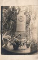 Carte-Photo - Caveau, Tombe De Grand Père Traglia Et Françoise (née Terrarossa) Décédée Le 2 Avril 1912? - Généalogie