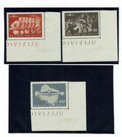 Storm Division Stamps Worldwar 2 - Croatie