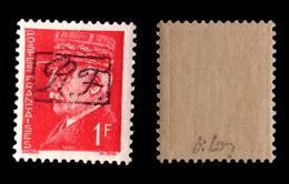 119. Libération , Chouzé Sur Loire (Inde Et Loire) , Mayer No 4 ** Superbe Cote 40€ - Libération
