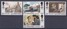 200033359  GUERNSEY.  YVERT  Nº  485/8  **/MNH - Guernesey