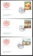 SMOM - 2000 - DONAZIONI DI ARTISTI CONTEMPORANEI PER L'ANNO GIUBILARE DELL'ORDINE - 2^ EMISSIONE - FDC - Sovrano Militare Ordine Di Malta