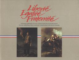 FRANCE ETATS UNIS 1989 FRENCH REVOLUTION - 1981-1990