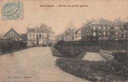 K8- 18) SAINT OMER - ENTREE DU JARDIN PUBLIC - Saint Omer